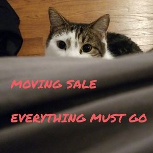 Other - MOVING SALE!! Accepting all reasonable offers!!!